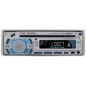 Marin stereo och högtalare