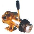 Pumpar för motorkylning och elektromagnetisk koppling