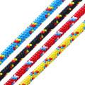 Segelbåt rep och linjer